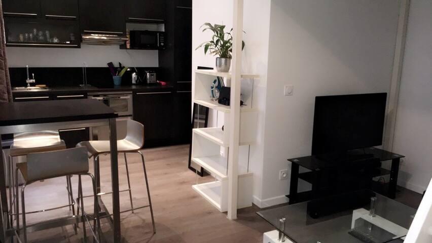 Studio neuf - Paris - Apartamento