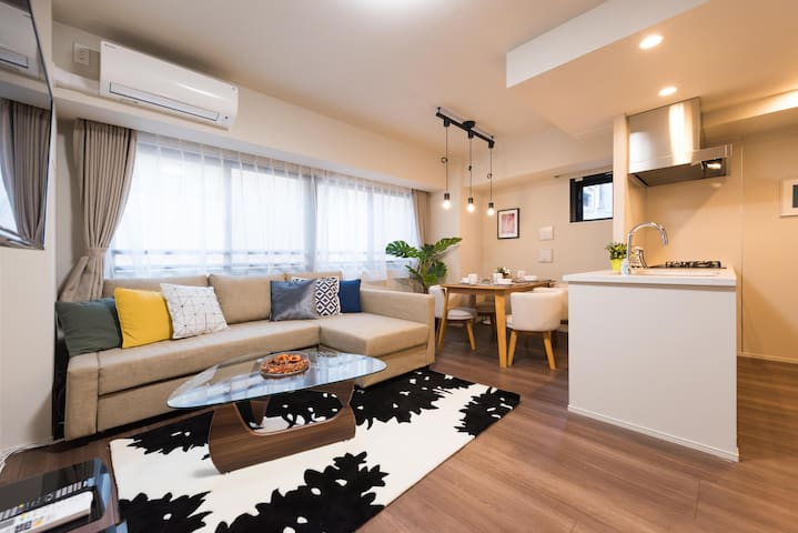 New! Hotel Quality, Ginza area·5min to stn#Max5