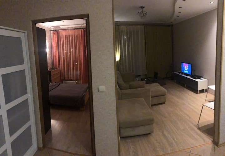 Riga City / New Building / Chill Apartment