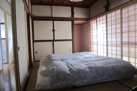 """VERY COZY"" Cottage FU-SHA in Nikko - Nikko city - Rumah"