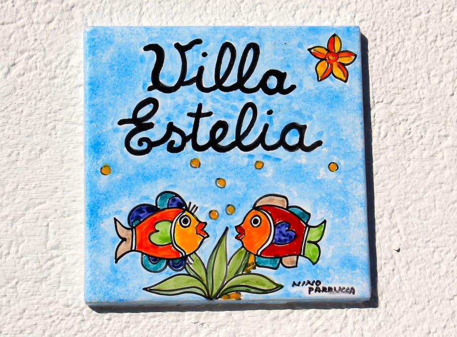 Piastrella Villa Estelia