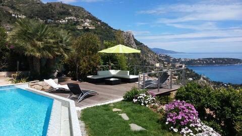 Duplex with Panoramic View, Piscine & Jacuzzi