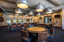 Clubhouse Gameroom