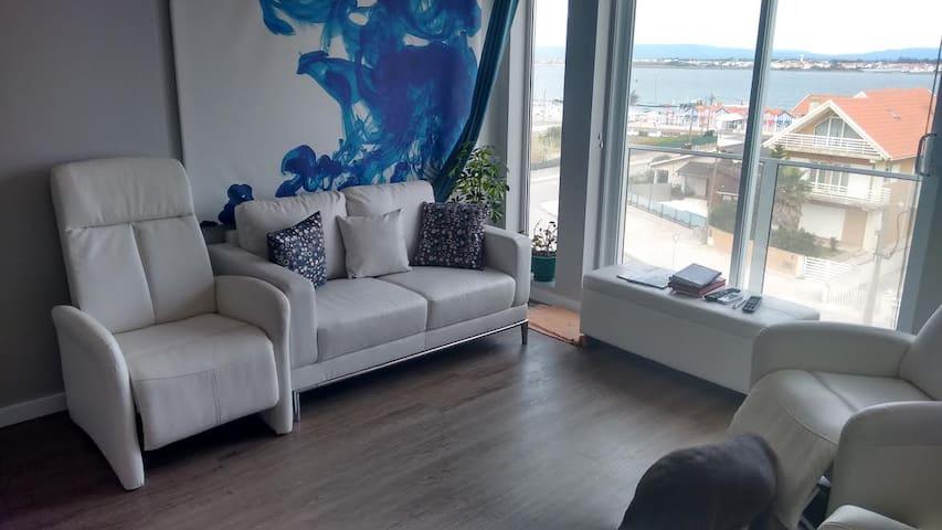 apartamento em frente ao mar na costa nova - Gafanha da Encarnação - Apartamento