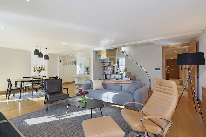 Penthouse apartment with rooftop terrace - London - Lägenhet
