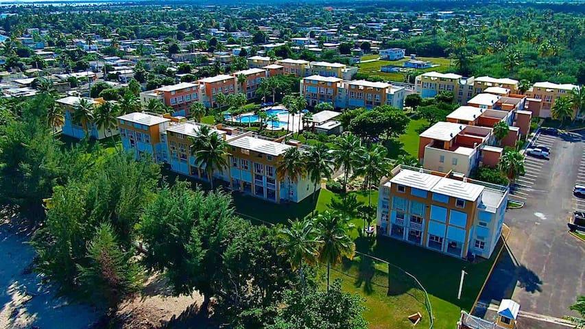 Relax, explore and enjoy- Beachfront Villa