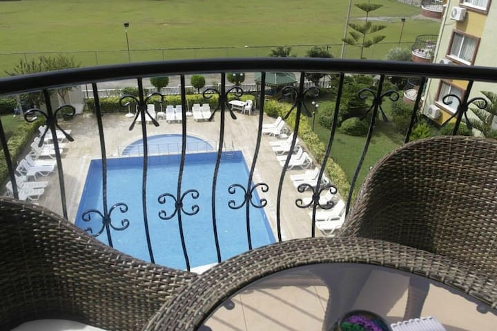 Nice, quiet and child friendly apartment in Oba