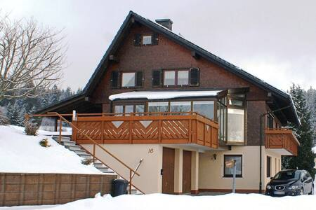 3-room granny flat 67 m² Schwarzwaldstrasse in Furtwangen - Furtwangen - Appartement