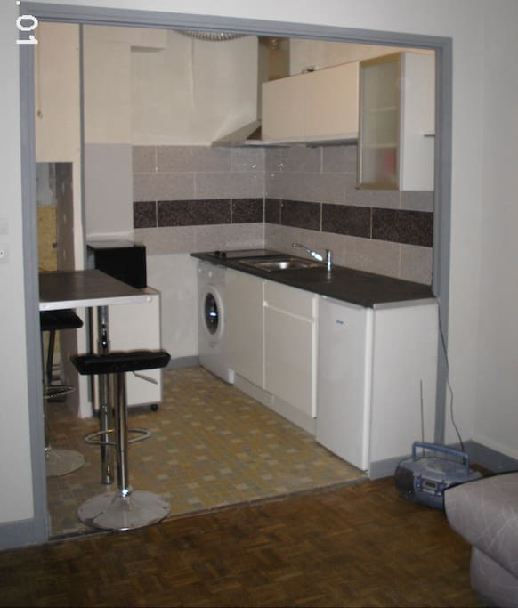 studio centre ville apartments for rent in montauban languedoc roussillon midi pyr n es france. Black Bedroom Furniture Sets. Home Design Ideas