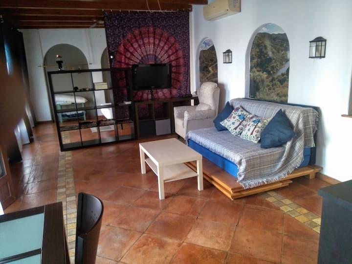Alojamiento rural, cómodo y versátil