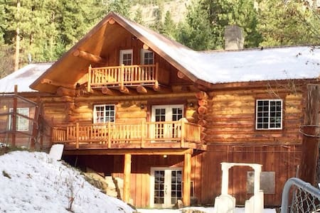 The top 20 leavenworth vacation cabin rentals airbnb for Leavenworth cabin rentals