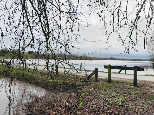 Gite en Ardennes Lac de Bairon. 6 pers