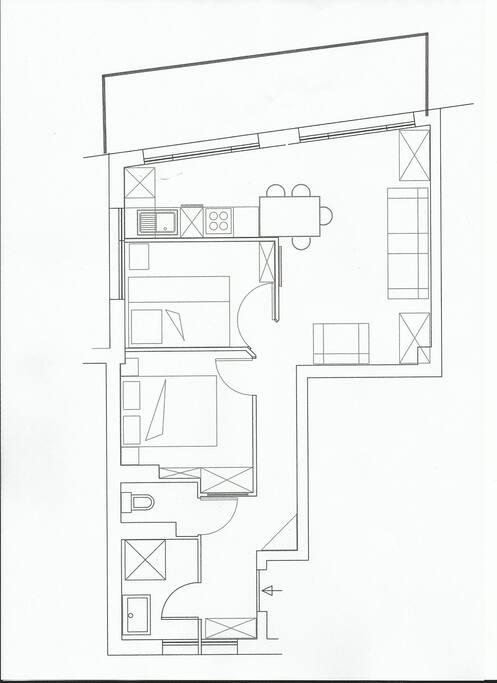 La Residence floor plan