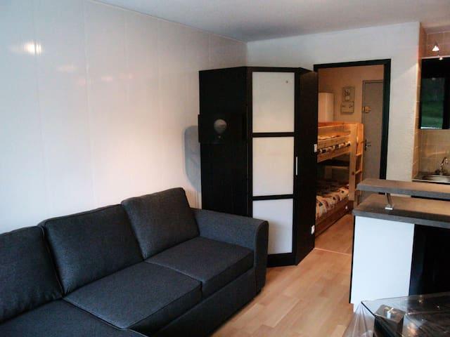 Studio 4 personnes 143509