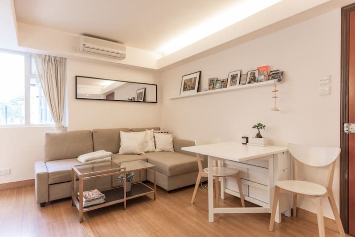 One Bedroom flat in the trendy Star Street