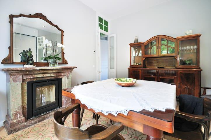 Charming family home - Girona - Hus