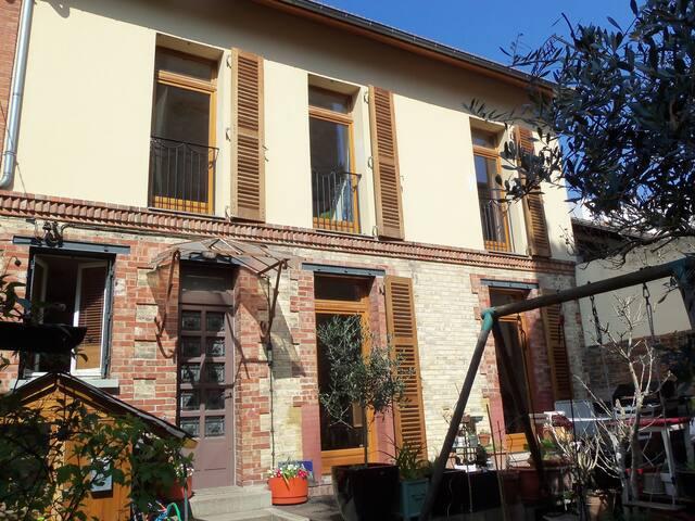 Lovely house near PARIS!! - Montrouge - Casa