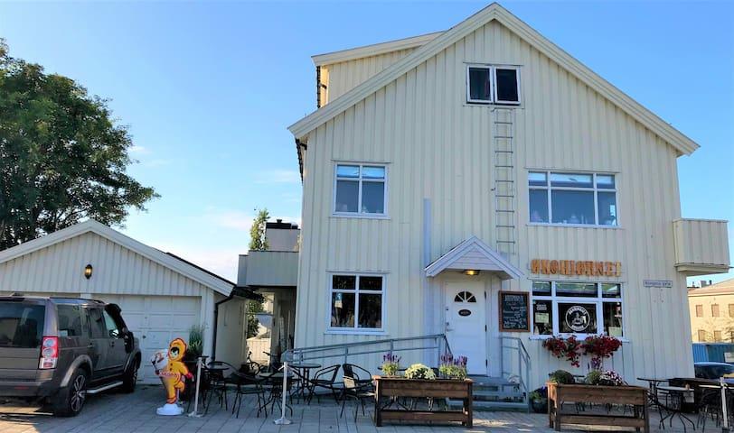 Bodø city centre room (`Domkirken`)