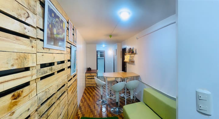 New, cool and modern apartment ideal for coliving