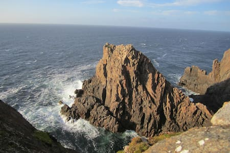 Lighthouse Accommodation Arranmore
