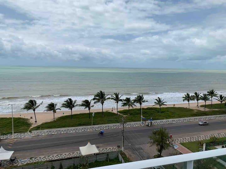 No melhor de João Pessoa! Flat 50m para praia.