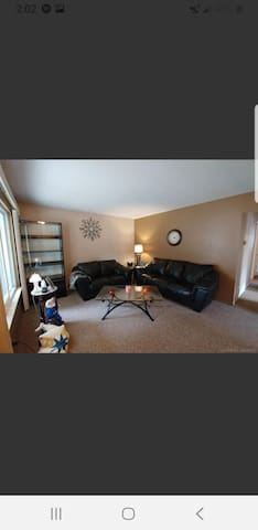 Clean quiet and professional home!