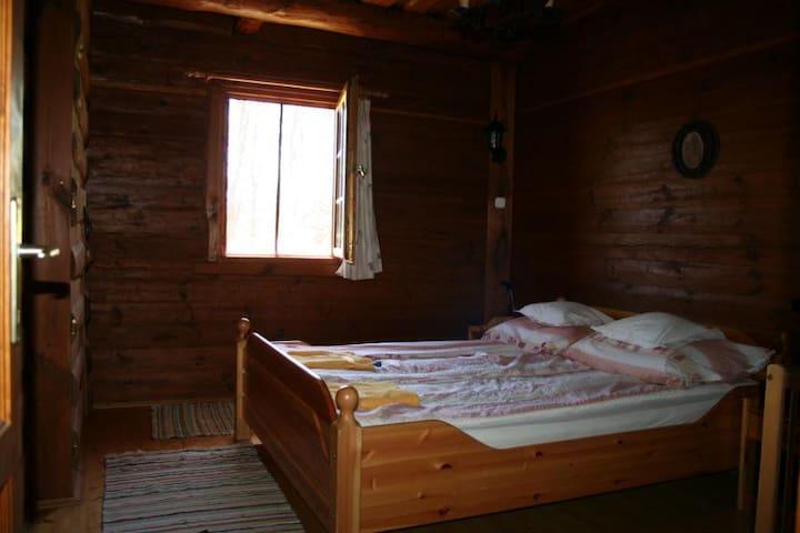 A Boronaház egy szobája