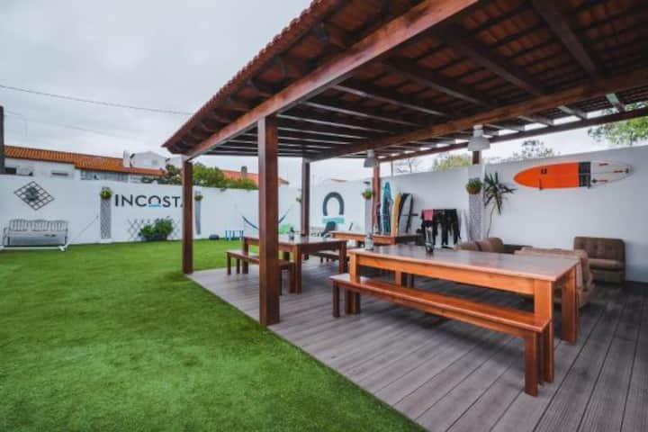 Incosta Surf House - Costa da Caparica