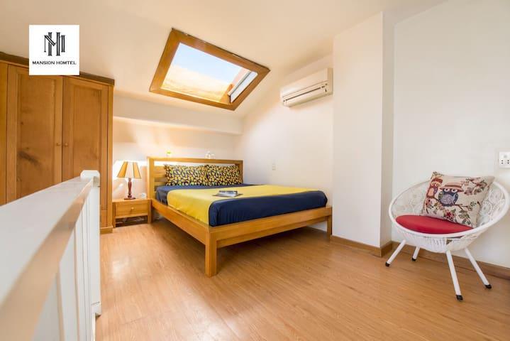 Cozy duplex in district 1 - นครโฮจิมินห์ - บ้าน