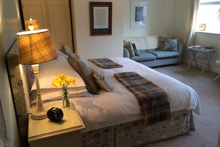Pickersgill Manor Farm Wensleydale Room - Silsden