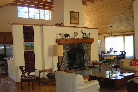 Mountain Lodge Reunion House - Mill Valley