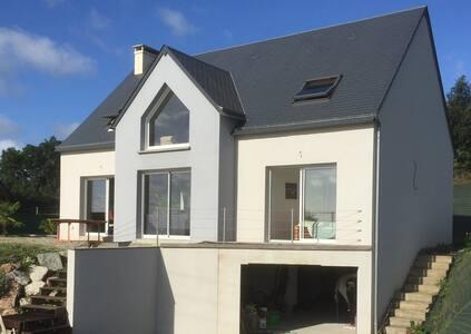 Maison  avec vue mer - Morsalines - Casa