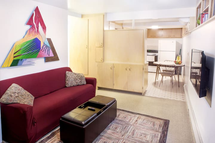 Cozy Oasis close to everything. - Salt Lake City - Apartamento