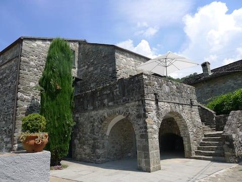 Un'oasi di pace a Pontremoli  in Lunigiana