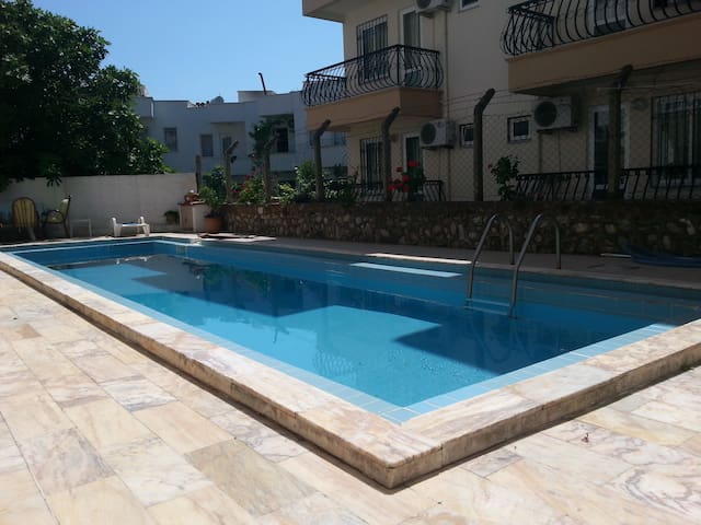 Cozy flat in Icmeler for 4 Persons - İçmeler - Apartment