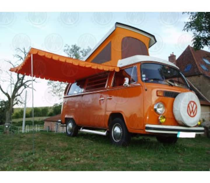 Discover Holland by Camper!