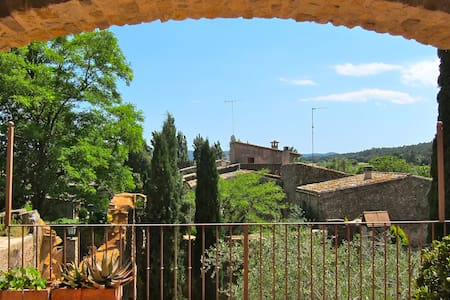 near the beach,medieval village App - Peratallada - Apartment