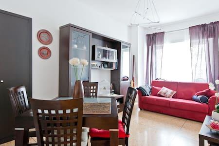Lovely double bedroom in Rome - Рим - Дом