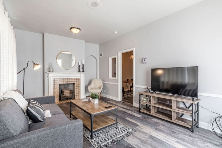 Location+Comfort In The Heart Of German Village