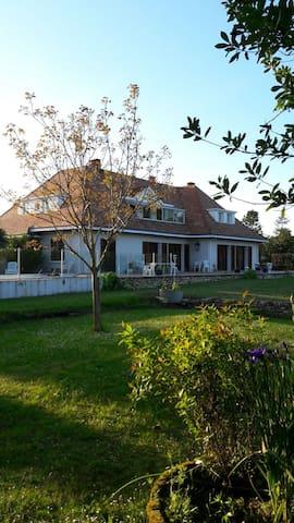 Gite Maison de vacances en Vendée avec piscine