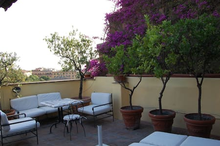 Porta Pia Luxury Terrace