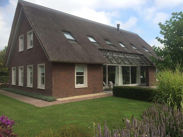 Landelijk gelegen villa Sint Michielsgestel - Sint-Michielsgestel - Villa