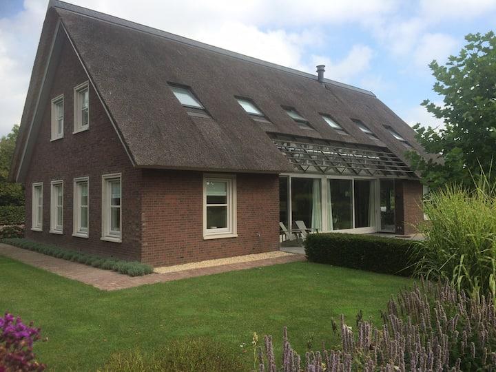 Landelijk gelegen villa Sint Michielsgestel