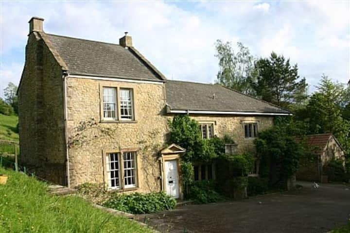 Authentic English West Country Home
