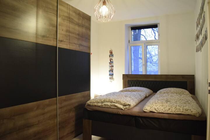 Schöne Wohnung im Stadtteil Altlindenau