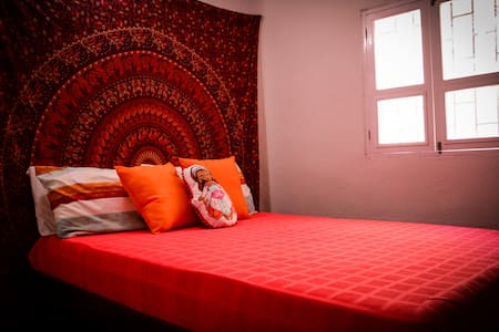 Cozy room in the heart of Getsemani - Apartemen