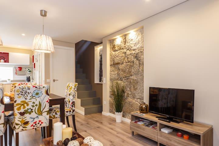 Back-to-Back House III - Downtown - Porto - Dům