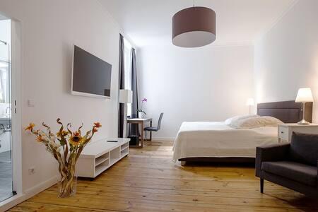 Luxus Studio1 in Berlin Schöneberger Goltzstr-Kiez - Berlin - Apartment