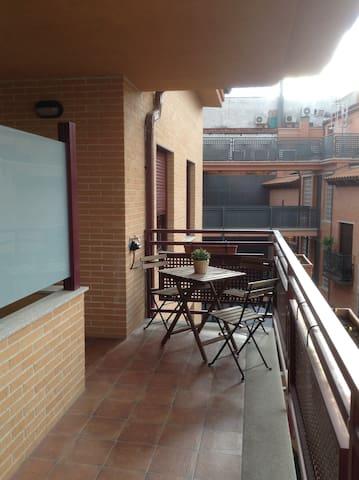 7 Casa Alcalá de Henares. 5´ del centro histórico