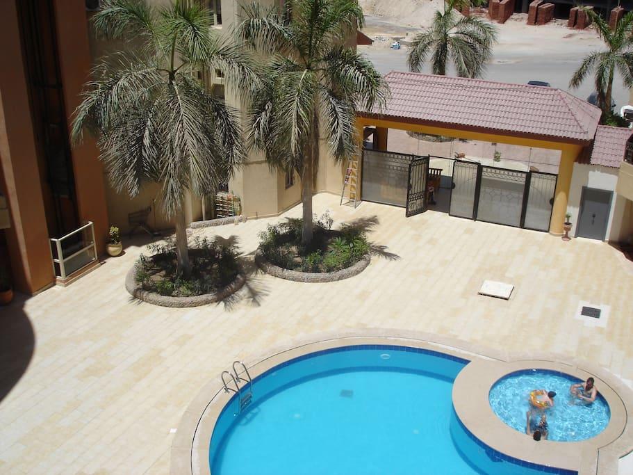 Regency Towers, Hurghada – 2 Bedroom/2 Bathroom, 3rd floor apartment (100m2)
